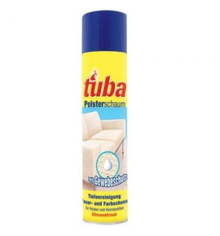 фото: Чистящее средство Tuba 300мл, пена, аэрозоль
