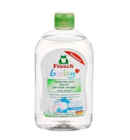 фото: Средство для мытья посуды Frosch детский, 500мл