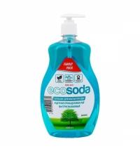 Средство для мытья посуды Mama Ultimate Ecosoda 1л, бальзам