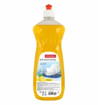 Средство для мытья посуды Officeclean 1л, лимон