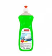 Средство для мытья посуды Officeclean 1л, яблоко