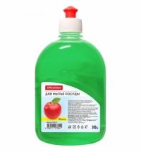 Средство для мытья посуды Officeclean 500мл, яблоко