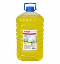 Средство для мытья посуды Officeclean Professional Лимон, 5л, ПЭТ