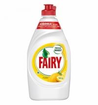 Средство для мытья посуды P&g 450мл, сочный лимон