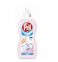 Средство для мытья посуды Pril 450мл, кальций, бальзам