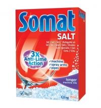Защитное средство для посудомоечной машины Somat 1.5кг, соль