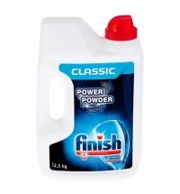 фото: Порошок для посудомоечной машины Finish Classic Finish Classic, 2.5кг Finish Classic 2.5кг