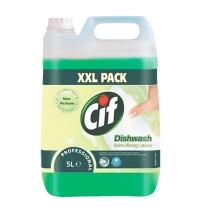 Средство для замачивания посуды Cif Professional Dishwash 5л, и ручного мытья, 7519461