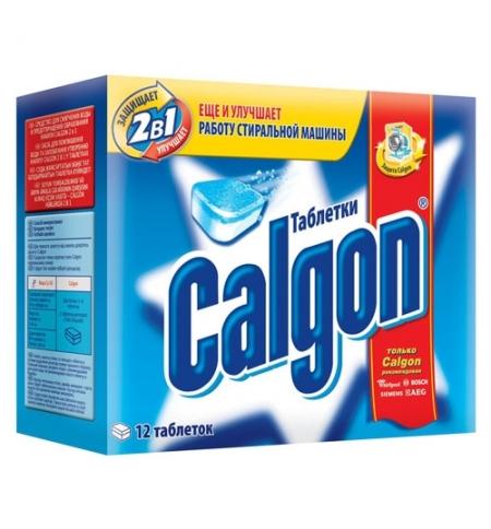 фото: Средство для смягчения воды Calgon 2в1 12шт, в таблетках