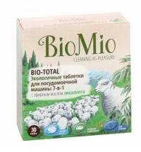 Таблетки для ПММ Bio Mio 7в1 30шт