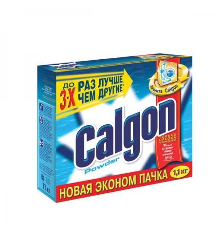 фото: Средство для смягчения воды Calgon 1.1кг, от накипи, порошок