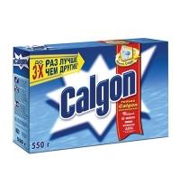 Средство для смягчения воды Calgon 2в1 550г, от накипи, порошок