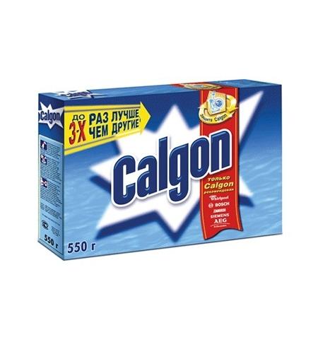 фото: Средство для смягчения воды Calgon 2в1 550г, от накипи, порошок