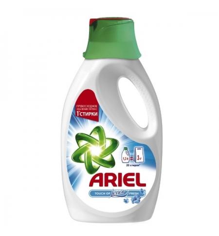 фото: Гель для стирки Ariel 1.3л, Touch of Lenor