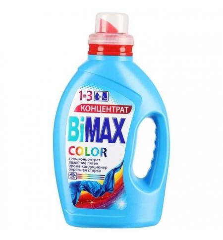 фото: Гель для стирки Bimax 1.5л, Color, концетрат