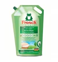 Гель для стирки Frosch 2л, алоэ вера