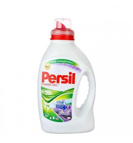 фото: Гель для стирки Persil Power Gel 1.46л, лаванда, концентрат