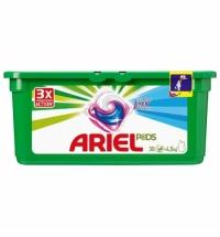 Капсулы для стирки Ariel Pods 30шт х 28.8г, Touch of Lenor Fresh, автомат