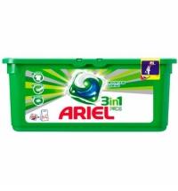 Капсулы для стирки Ariel Pods 30шт х 28.8г, горный родник, автомат
