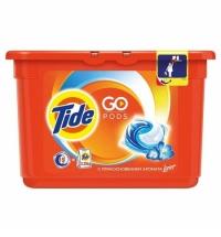 Капсулы для стирки Tide Pods 15шт, с ароматом Lenor, автомат