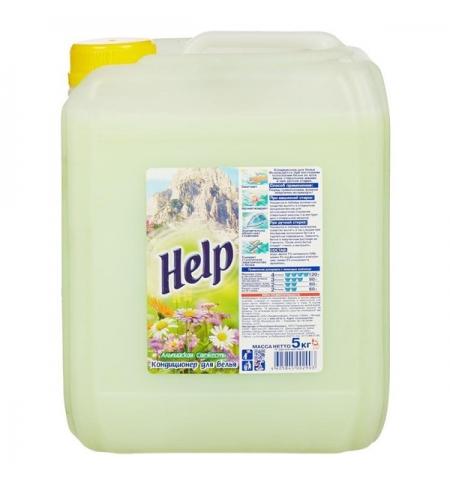 фото: Кондиционер для белья Help 5л, альпийская свежесть