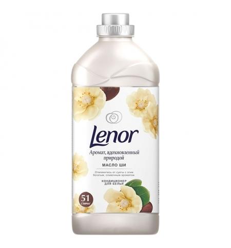 фото: Кондиционер для белья Lenor 1.785л, масло ши, концентрат