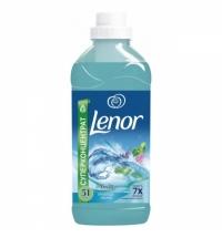 Кондиционер для белья Lenor 1.8л, прохлада океана, суперконцентрат