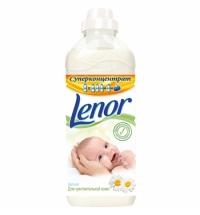 фото: Кондиционер для белья Lenor для чувствительной кожи 1л, детский, суперконцентрат