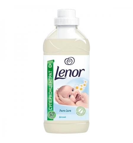 фото: Кондиционер для белья Lenor для чувствительной кожи 2л, детский, суперконцентрат