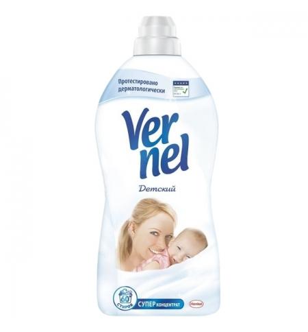 фото: Кондиционер для белья Vernel 1.82л, детский, концентрат