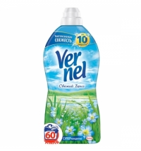 фото: Кондиционер для белья Vernel 1.82л, свежий бриз, суперконцентрат