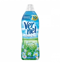 Кондиционер для белья Vernel 910мл, свежий бриз, суперконцентрат