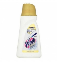 Пятновыводитель Vanish Gold Oxi Action 1л, кристальная белизна, гель