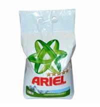 Стиральный порошок Ariel 6кг, горный родник, автомат