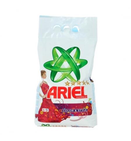 фото: Стиральный порошок Ariel Color&Style 3кг, автомат