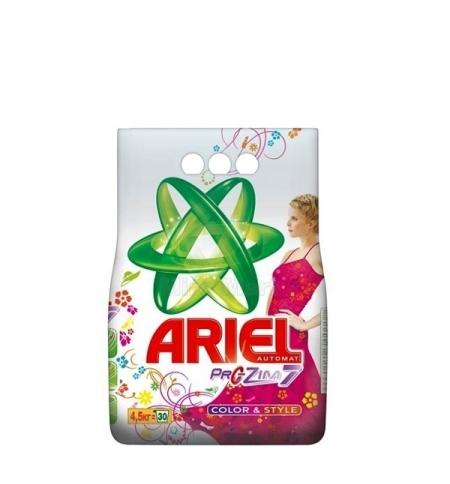 фото: Стиральный порошок Ariel Color&Style 4.5кг, автомат