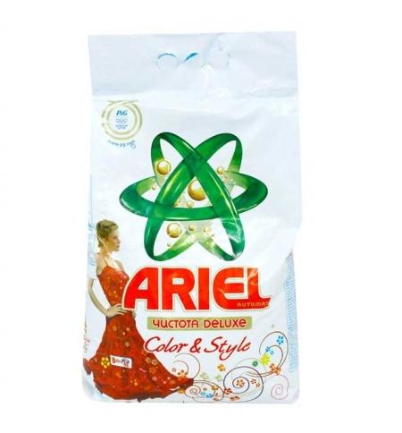 фото: Стиральный порошок Ariel Color&Style 6кг, автомат