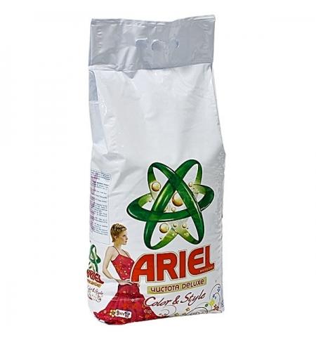 фото: Стиральный порошок Ariel Color&Style 9кг, автомат