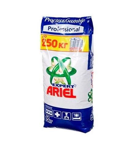фото: Стиральный порошок Ariel Expert Professional 15кг, автомат