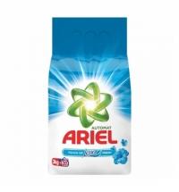 Стиральный порошок Ariel Touch of Lenor 3кг, для белого и цветного, автомат