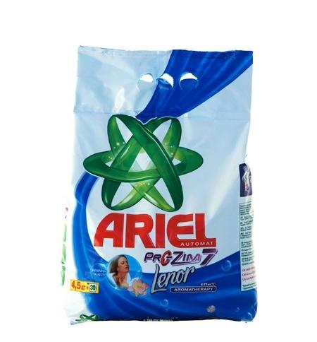 фото: Стиральный порошок Ariel ароматерапия 4.5кг, автомат