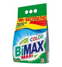 Стиральный порошок Bimax Compact 3кг, Color, автомат