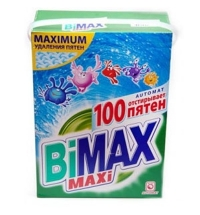 Стиральный порошок Bimax Compact 4кг, 100 пятен, автомат