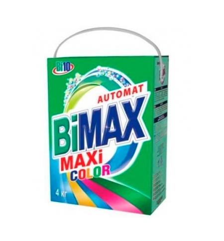 фото: Стиральный порошок Bimax Compact 4кг, Color, автомат