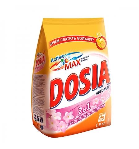 фото: Стиральный порошок Dosia 2в1 1.8кг, с кондиционером, автомат