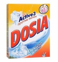 Стиральный порошок Dosia 365г, альпийская свежесть, ручная стирка, top-40