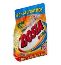 Стиральный порошок Dosia Active 3 Color 3.7кг, автомат