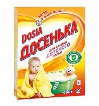 Стиральный порошок Dosia Досенька 400г, детский, top-40