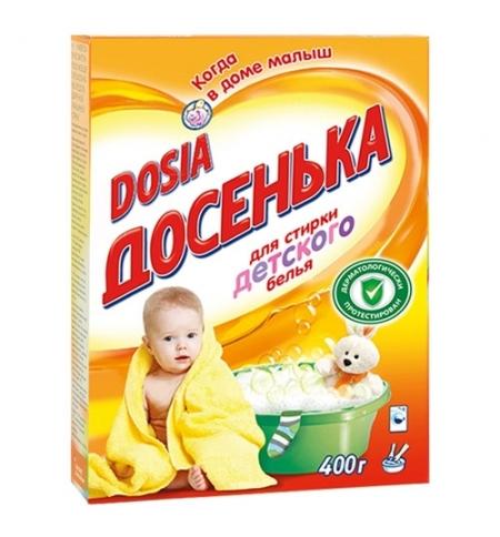 фото: Стиральный порошок Dosia Досенька 400г, детский, top-40