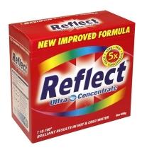 Стиральный порошок Reflect White 650г, концентрат